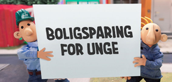 Boligsparing for Unge